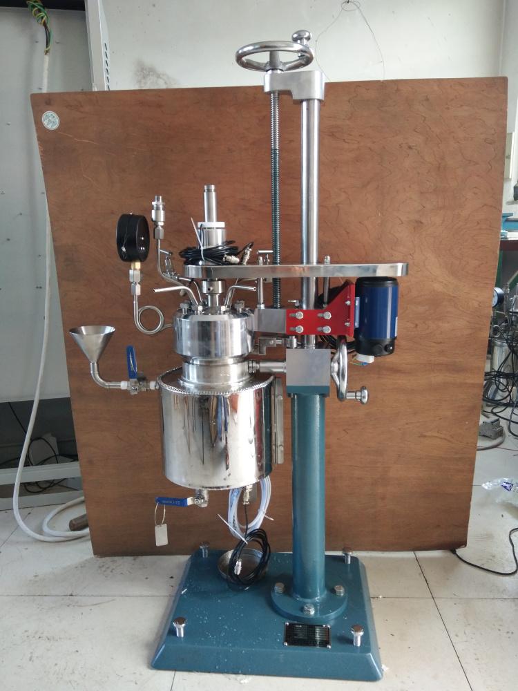 KCF系列--釜体可翻转出料、夹套电加热管加热导热油2