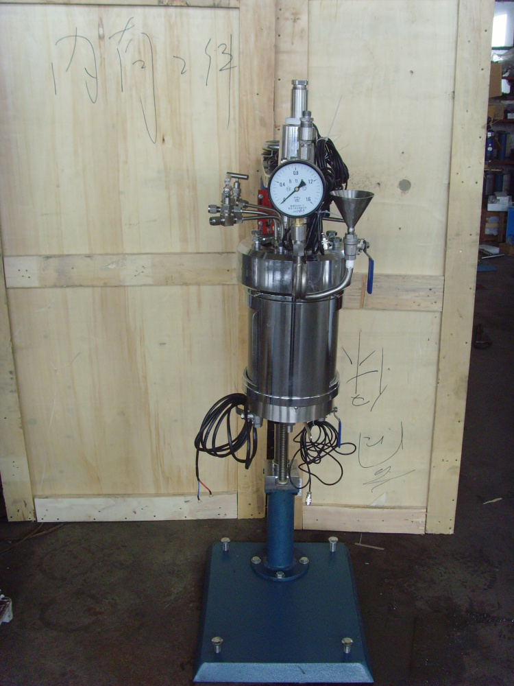 SYBFD系列-2L双层石英玻璃釜照片
