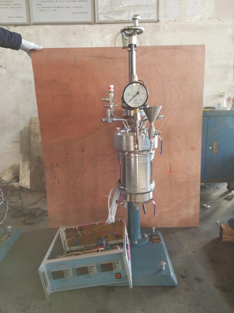 SYBF系列-1L双层石英玻璃釜