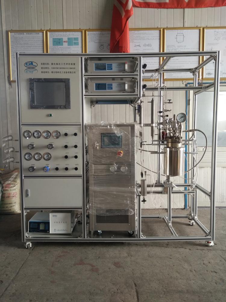 催化氧化工艺评价装置