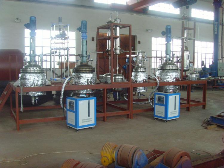 环二硅氮烷装置
