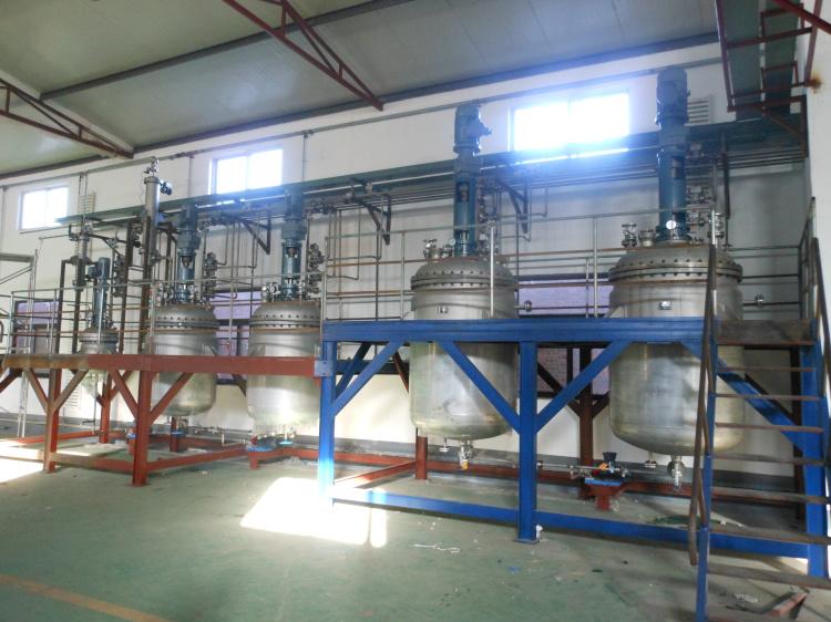 旧沥青再生剂中试验证系统