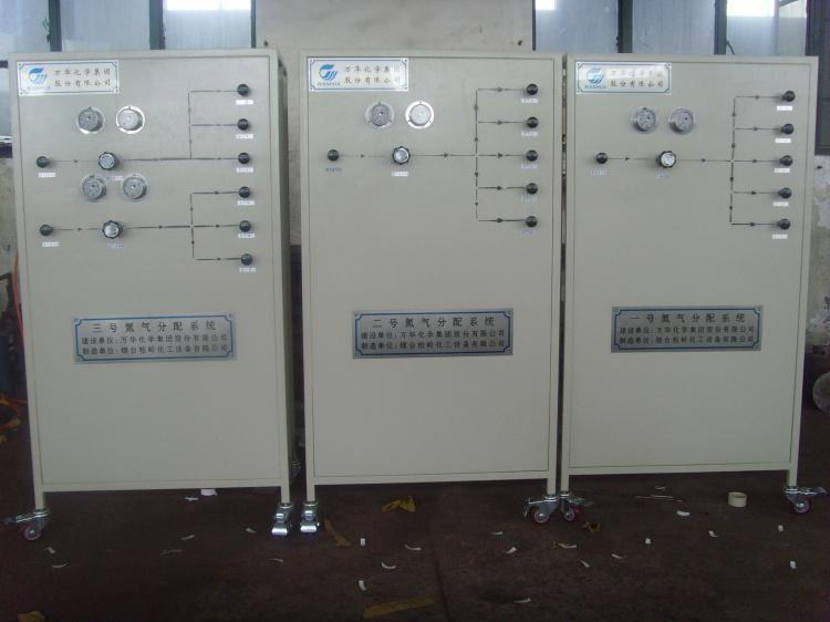 气体分配系统