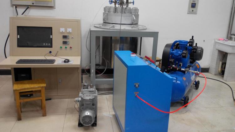 岩石变质温压环境控制装置